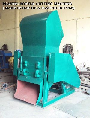 Plastic Bottle Cutting Machine