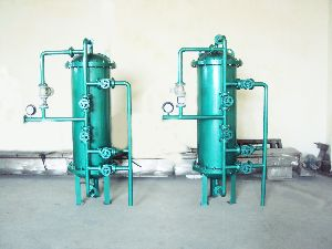 Water Softening Plant Fabrication Services