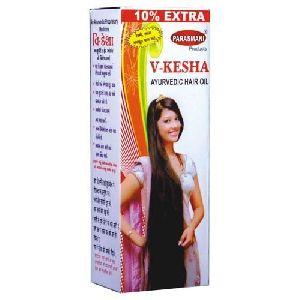 Parasmani Ayurvedic V Kesha Hair Oil