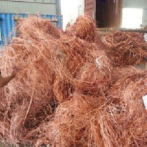 99.9 Purity Copper Wire Scrap
