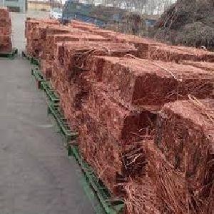 Grade A Pure Copper Wire Scrap