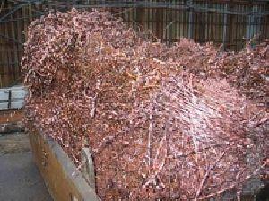 Pure Millberry Copper Wire Scrap
