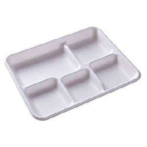 Disposable Partition Plates