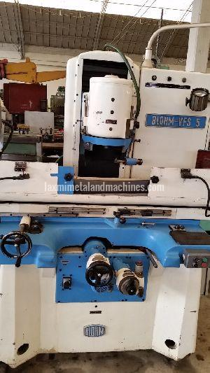 Blohm-VFS5 Surface Grinding Machine 03