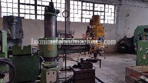 Breda Radial Drilling Machine 01