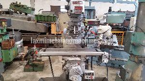 Used Bridgeport Universal Milling Machine