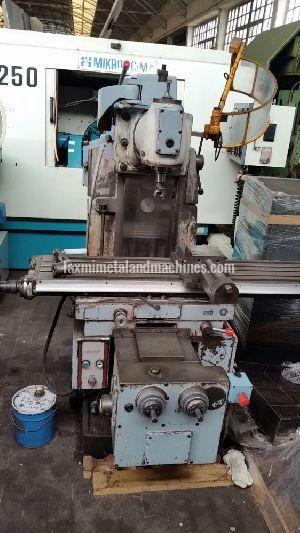 Induma Universal Milling Machine 03