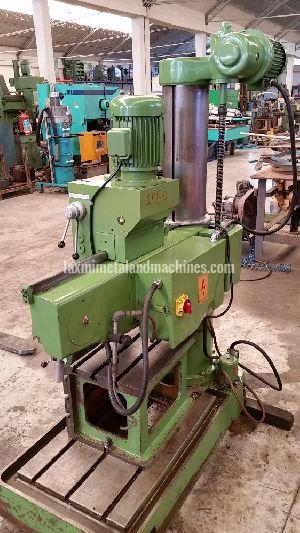 International Radial Drilling Machine 04