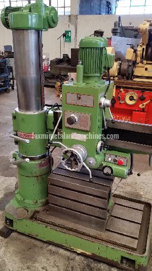 Used International Trading Radial Drilling Machine