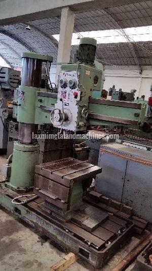 Invema Radial Drilling Machine 03