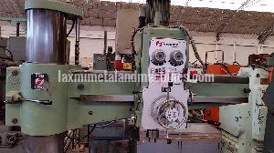 Invema Radial Drilling Machine 04