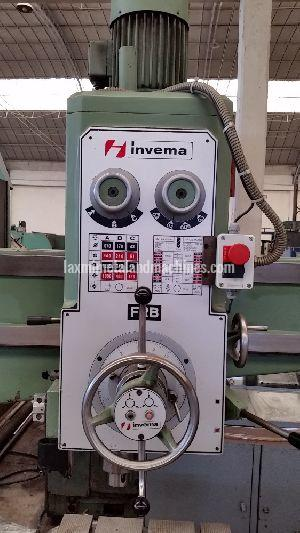 Invema Radial Drilling Machine 05