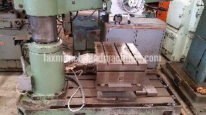Used Invema Radial Drilling Machine