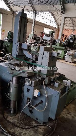 Klingelnberg-PFSU 1200 Gear Testing Machine 02