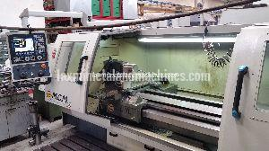 M.C.M - CNC Lathe Machine 01