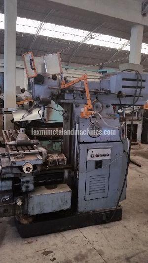 Misal Universal Milling Machine 01