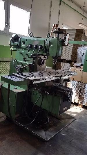 Novar Universal Milling Machine 01
