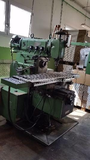 Used Novar Universal Milling Machine