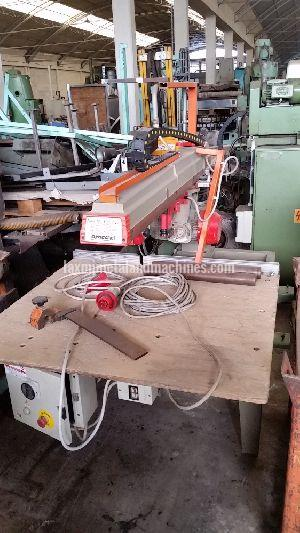 Used 905 OMGA Radial Saw Machine