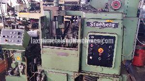 Staehely Gear Hobbing Machine 03