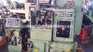 Used Staehely Gear Hobbing Machine