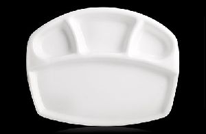 Oval Bhojan  Plate