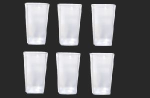 Polycarbonate Small Glass Set