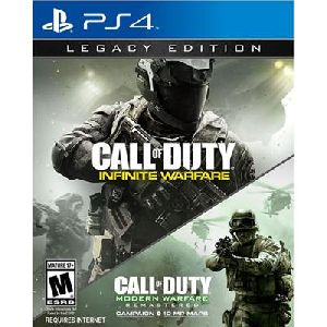 LE PS4 COD Infinite Warfare Video Game