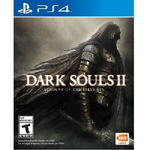 PS4 Dark Souls II First Sin Video Game