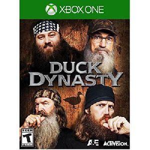 Xbox One Duck Dynasty Video Game