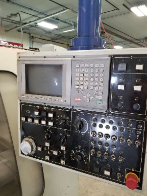 VMC Machining Center 04
