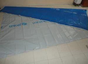 4 X 5m Tarpaulin Sheets
