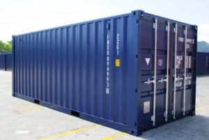 Shipping Freight Containers