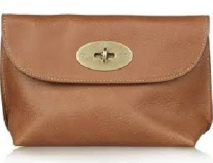 Cosmetic Leather Bags