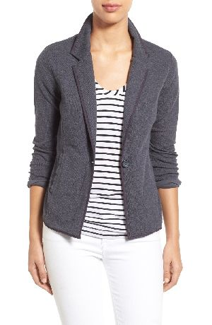 Ladies Knitted Blazers 01