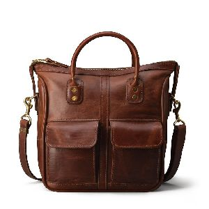 Ladies Leather Bags 11