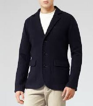 Mens Knitted Blazers 02