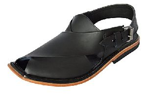 Mens Leather Sandals 02