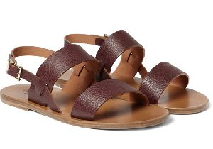 Mens Leather Sandals 04