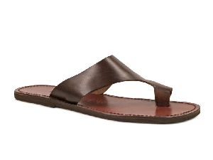 Mens Leather Sandals 06