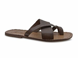 Mens Leather Sandals 07