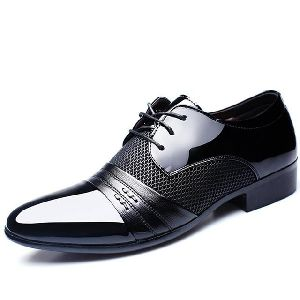 Mens Leather Shoes 13