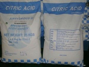 Anhydrous Citric Acid