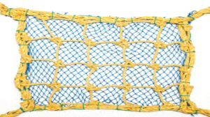 P.P. Rope Double Layer Safety Net 04