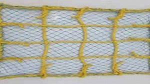 P.P. Rope Double Layer Safety Net 06