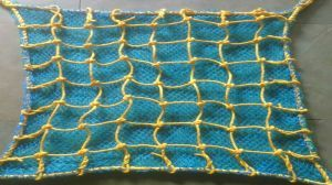 P.P. Rope Triple Layer Safety Net