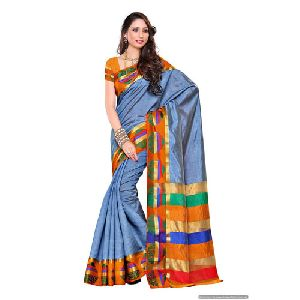 Casual Kanchipuram Saree