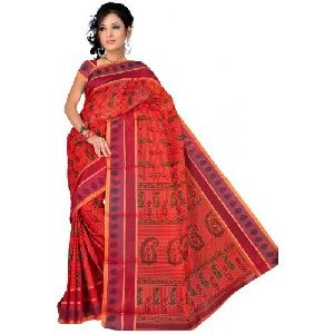 Designer Chettinad Saree