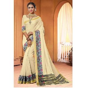 Festive Cotton Saree