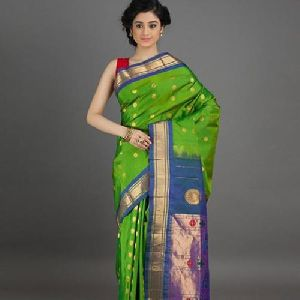 Wedding Paithani Saree